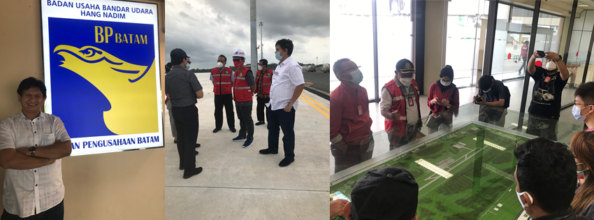 A Team From DKMS Lawyers assist BP Batam with PT Surveyor Indonesia in the new Batam Airport transaction